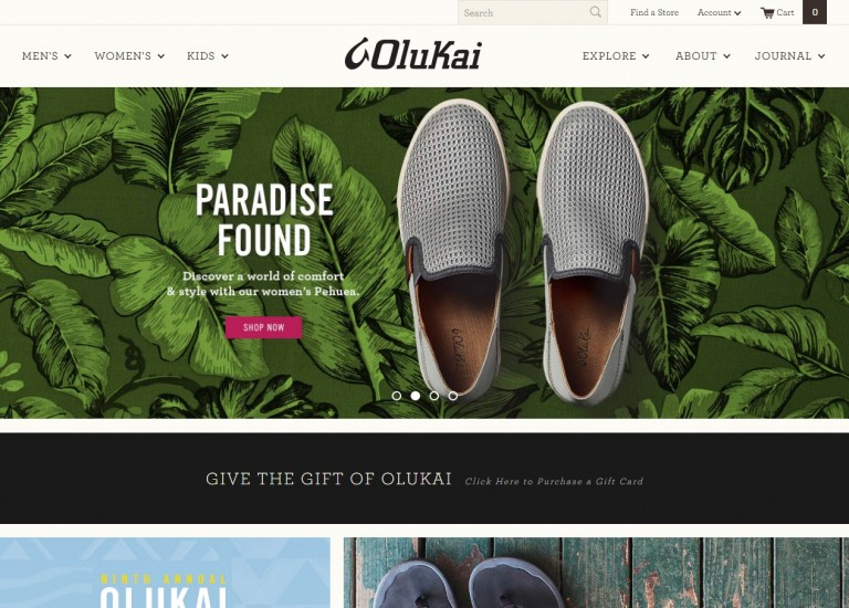 Win Over your eCommerce visitors with these utterly beautiful website design elements