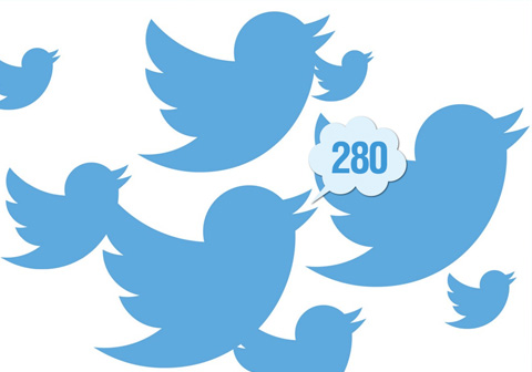 How are Brands leveraging the power of 280 character tweet limit?