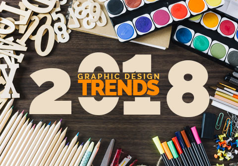 Edge Graphic Design Trends for 2018