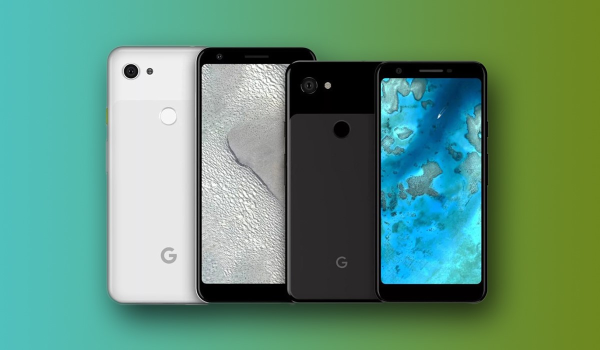 New Pixel phones