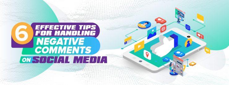 Negative Comments on Social Media